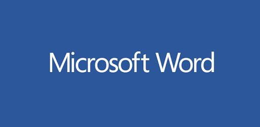 マイクロソフトワード